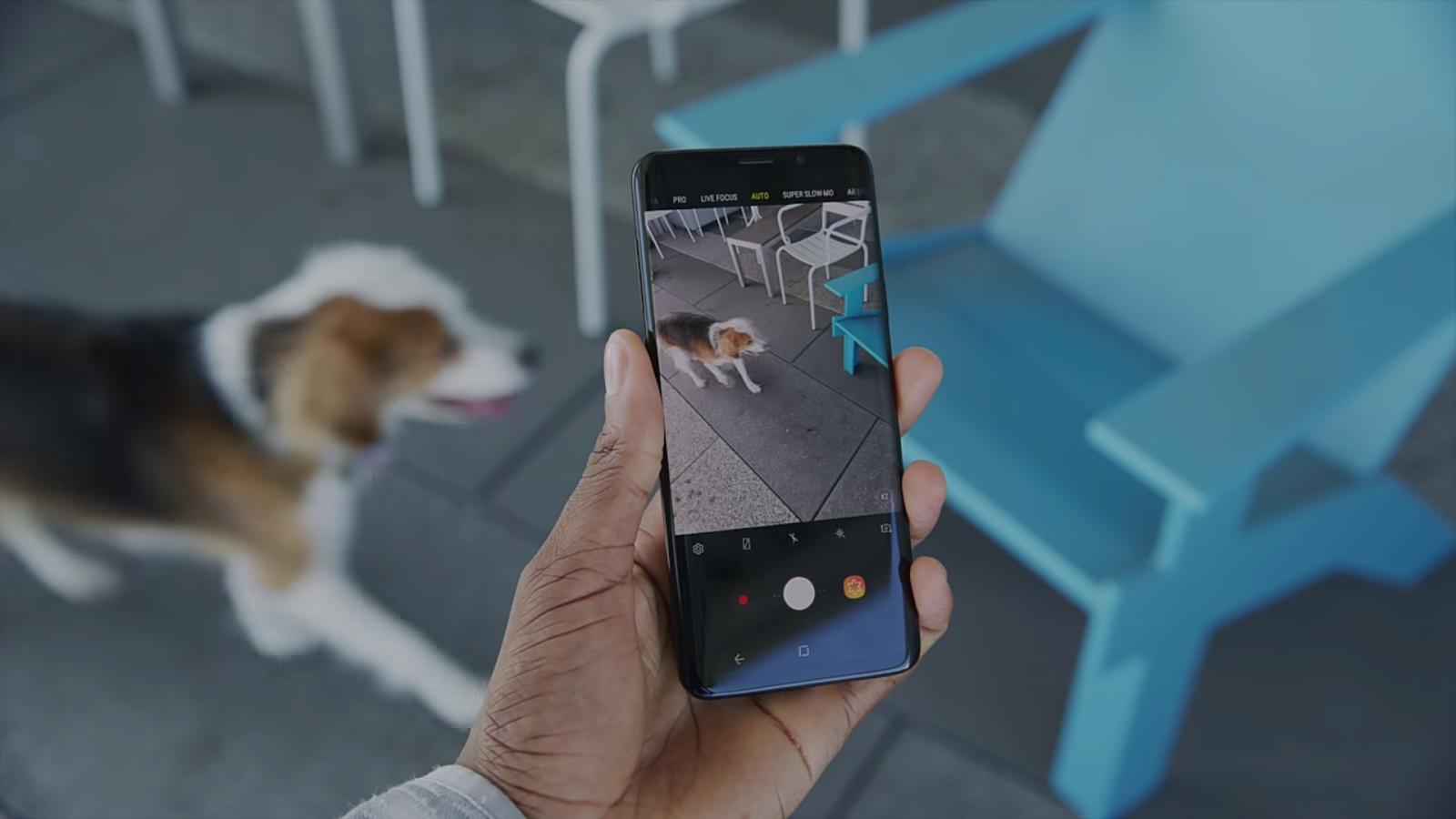 Samsung galaxy s9 camera review