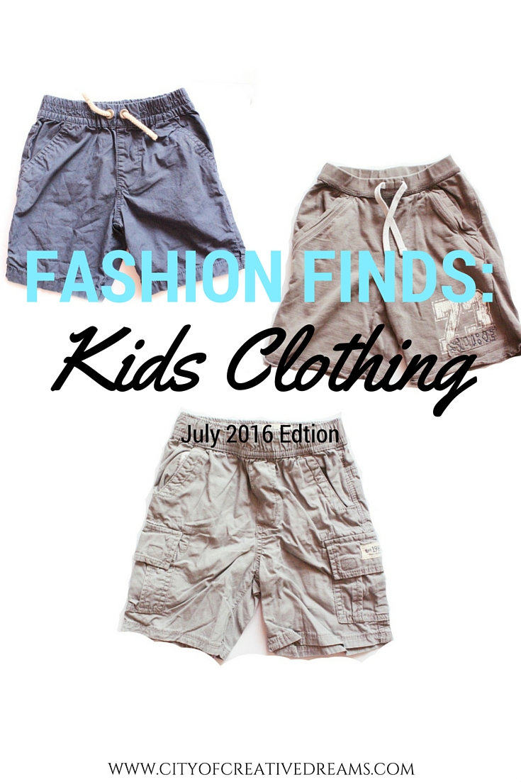 Fashion Finds - July Edition | City of Creative Dreams