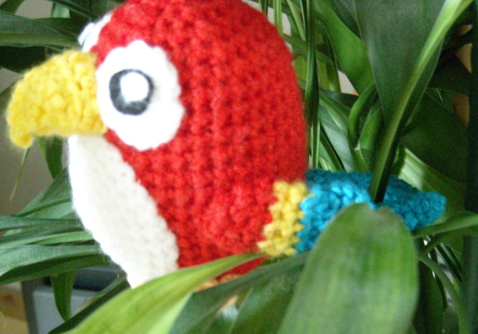 Süßer Kleiner Papagei Sweet Little Parrot