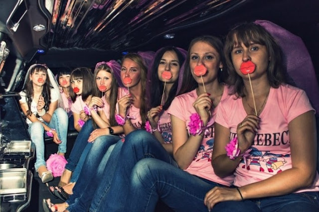 Ideas for a Hen Party