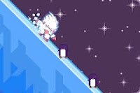Here is another #WinterPlatformer from #Nitrome! #WinterFlashGames
