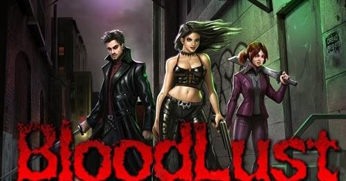 Aladin Gamer تحميل لعبة مصاصي الدماء Bloodlust