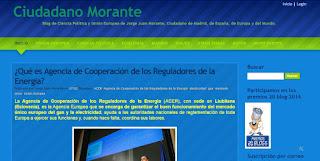 Ciudadano Morante Premios 20 blog 2016