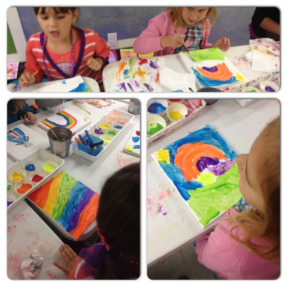 Art Can Help You and Your Kids Beat the Winter Blues | The ART Truck