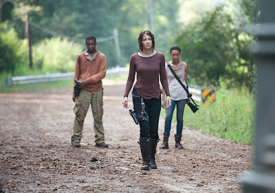 The Walking Dead 4x10: Detenuti (Inmates)