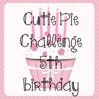 b4e46183ad5cd9 Happy birthday to Cutie Pie Challenge! It s been 5 years since this  challenge blog began and so this month we re celebrating!