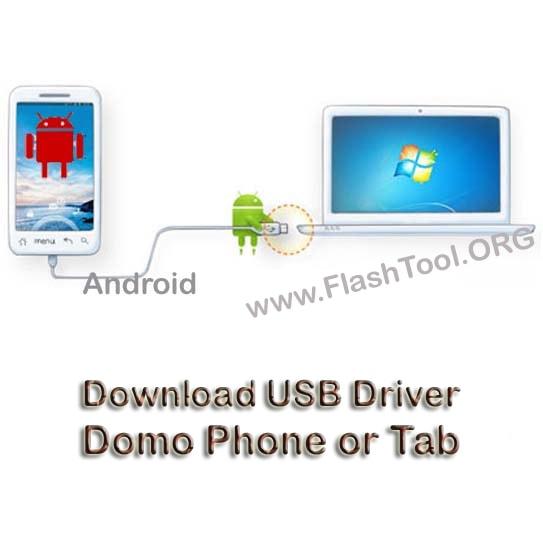 Download Domo USB Driver
