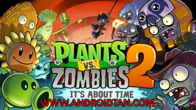 Download Plant Vs Zombie 2 Apk Mod + Data v5.9.1 (Unlimited Coins/Gems) Terbaru 2017