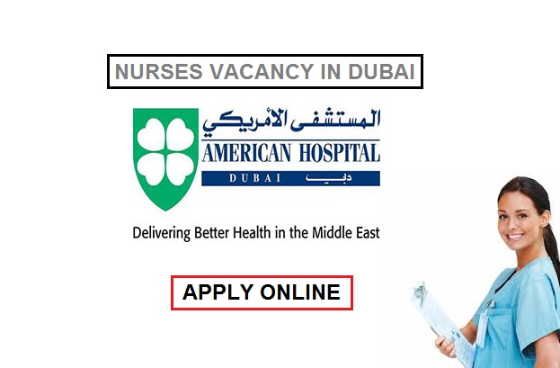 Nursesvacancy Com Nurses Vacancy In American Hospital Dubai
