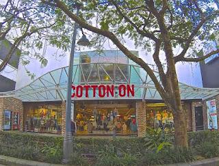 Cotton On (Mega) Flagship Store Cavill Avenue