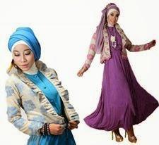 Busana Muslim Modern Wanita Terbaru