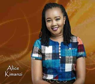 Alice Kimanzi Surrender