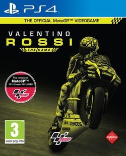 Valentino Rossi: The Game High Compressed