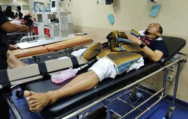 Hendak Lakukan Itikaf, Yukie Pas Band Kecelakaan Mobil di Daerah Ini! | JabarPost Media