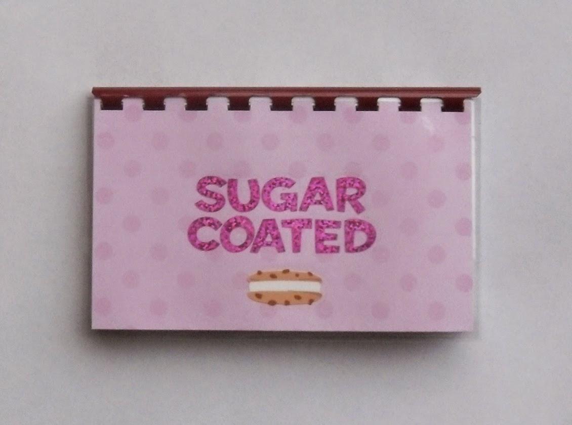 sugarcoated recipe book