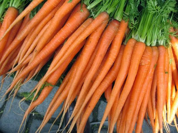 Sudahkah anda mengkonsumsi wortel hari ini Beberapa Manfaat Wortel Bagi Kesehatan