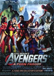 Avengers XXX 1