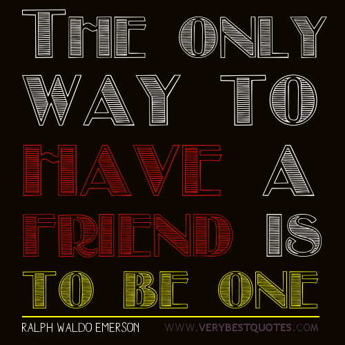 Quotes About One Way Friendships Daily Inspiration Quotes