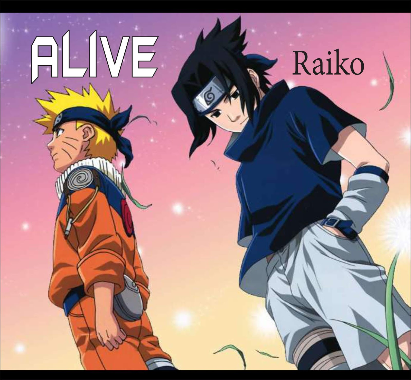Naruto OST - Alive (Lyrics + Chord) - MyFourTen 4G Hobbies