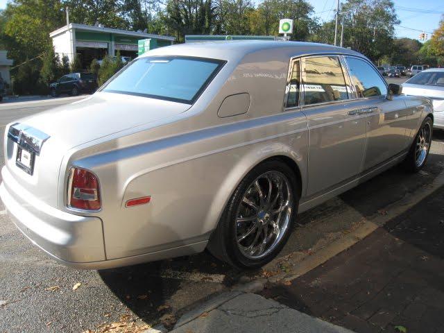 Bentley Spotting Pimp My Royce
