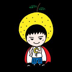 YUZUMAN Official stickers 2