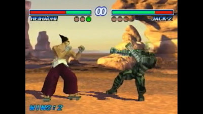 Download Tekken 2 Game Setup