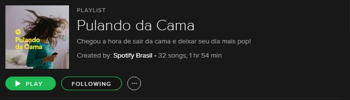 Favoritas do Spotify | PLAYLIST