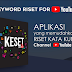 Keset (Keyword Riset) For Youtube