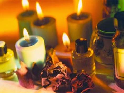 cómo consagrar las velas