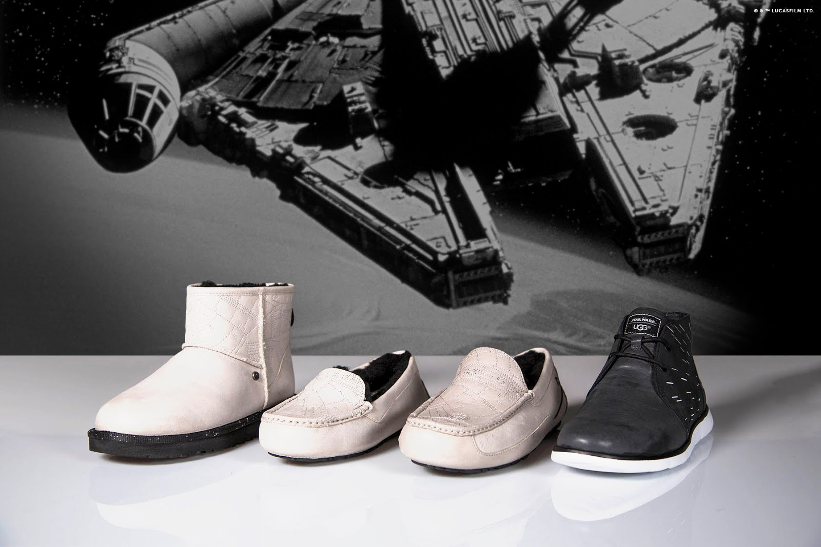d8ffebe6c32 UGG Launches Star Wars Hero Collection | hkblogger