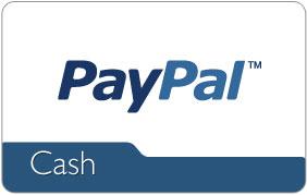 $15 PayPal Cash