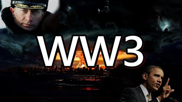 العالم يستعد للحرب العالمية الثالثة