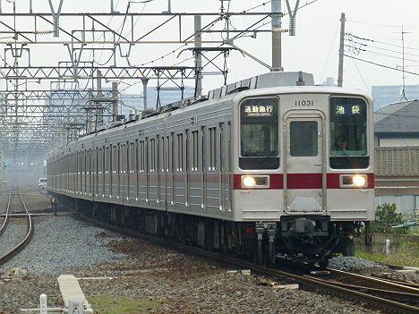 10440日間を走り抜けた東武東上線 通勤急行の旅路