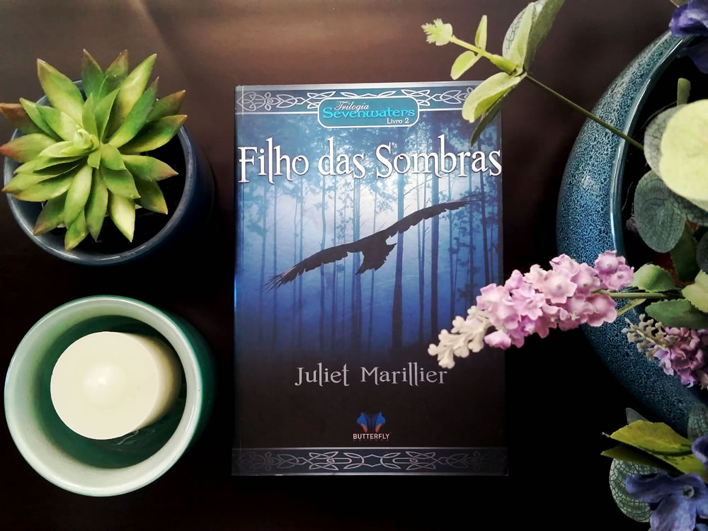 Livro Filho das Sombras Trilogia Sevenwaters