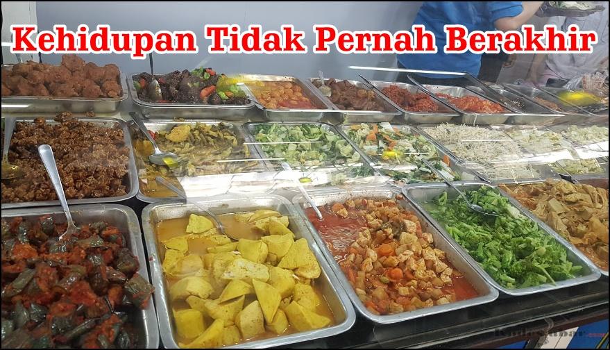 Kehidupan Tidak Pernah Berakhir, Restoran Vegetarian Paling Enak di Bandung