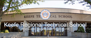 Joseph P. Keefe Technical School, 750 Winter Street
