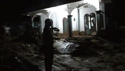 இந்தோனேசியாவில் தாக்கிய மற்றுமொரு பேரழிவு 21 பேர் பலி!
