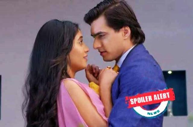 OMG! Kartik and Naira to kiss publicly in Yeh Rishta Kya Kehlata Hai