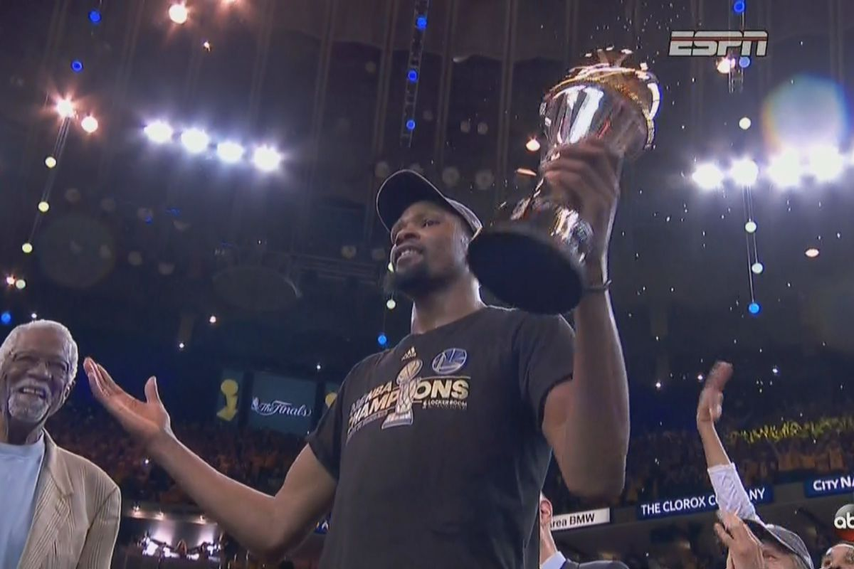 Kevin Durant, el niño que venció la pobreza extrema para triunfar en la NBA
