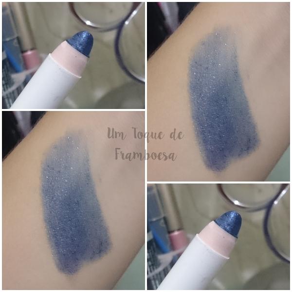 Lápis-sombra azul marinho avon colortrend resenha