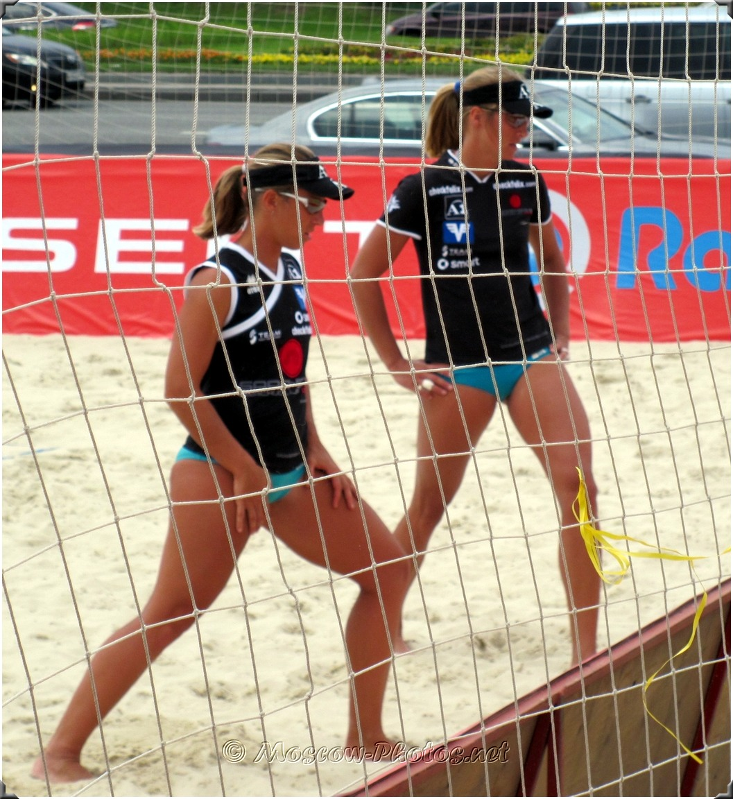 Moscow Beach Volleyball World Tour