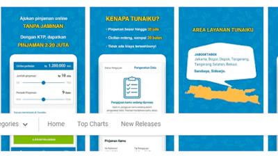 TUNAIKU - Pinjaman Uang Online(KTA) Tanpa Jaminan