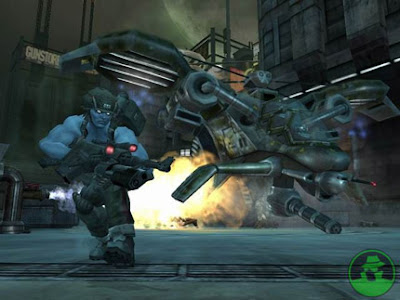 Rogue Trooper (PS2) 2006