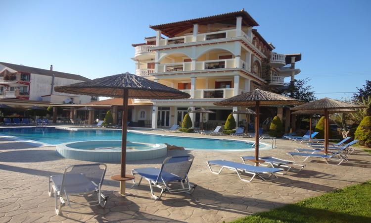 All-inclusive ξενοδοχείο στη Ζάκυνθο