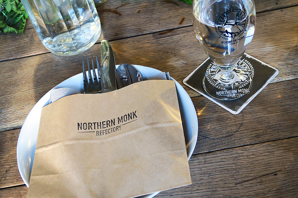 A Taste of Things to Come at Northern Monk Refectory - New Menu Launch 2016