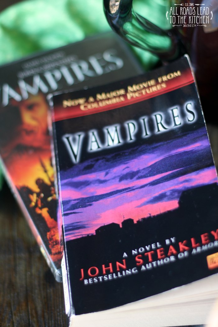 Vampire$ by John Steakley and John Carpenter's Vampires