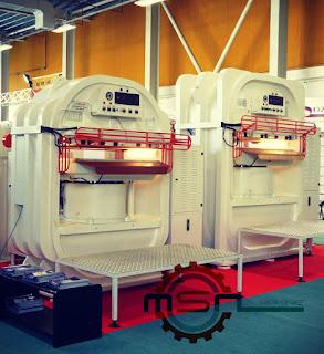 Deri Sanayi Makineleri