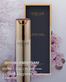 COSVIE Hygiene Treatment Essence