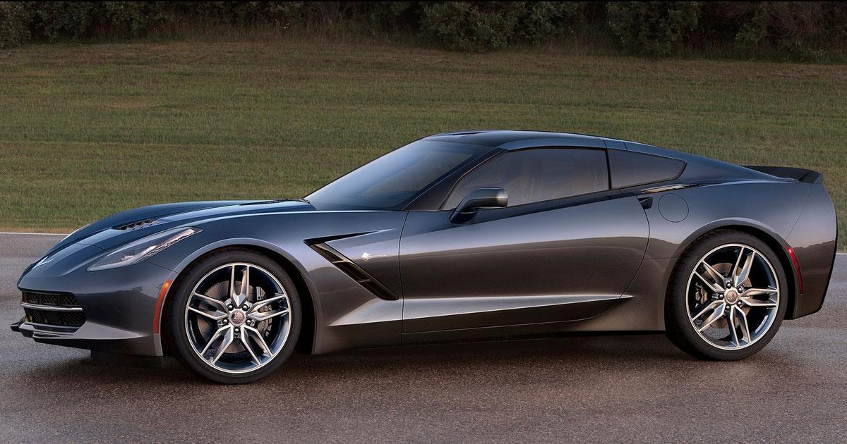 corvette c7 stingray 2014 - photo #19