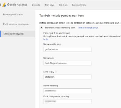 Kebijakan Terbaru Iklan Google Adsense Agustus 2016